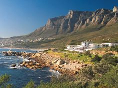 Twelve Apostles Hotel & Spa Cape Town - On the finest all year round Nordic Walking Peninsula in the World Hotels And Resorts, Best Hotels, Places Ive Been, Places To Go, Cape Town Hotels, Living In Europe, Cape Town South Africa, Out Of Africa, Great Hotel