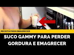 [Receita para Emagrecer] Suco Gammy para Perder Gordura - Queima de 48 Horas - YouTube