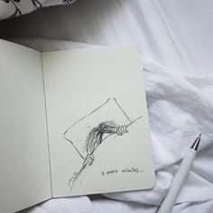 I don't want the weekend to end Notebook Drawing, Notebook Art, Drawing Journal, Art Sketchbook, Mini Drawings, Cool Art Drawings, Pencil Art Drawings, Art Drawings Sketches, Kunstjournal Inspiration