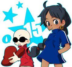 Codename: kids next door #anime #childhoodexplosion #1&5