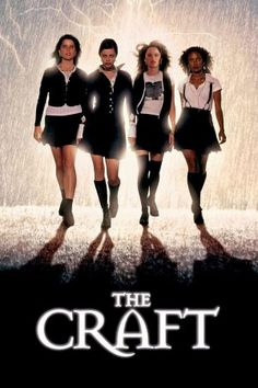 The Craft Movie Poster x 17 Inches - x Style B -(Robin Tunney)(Fairuza Balk)(Neve Campbell)(Rachel True)(Skeet Ulrich)(Helen Shaver) Teen Movies, Scary Movies, Great Movies, Horror Movies, Teenage Movie, 1990s Movies, Horror Movie Posters, Awesome Movies, Movie Poster Art