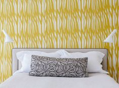 Breakwater Mimosa Wallpaper Arent And Pyke → Christopher Farr Cloth