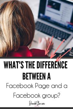 Do you know the difference between a Facebook Page and a Facebook Group? Both offer unique benefits to your business marketing strategy. Read up on how you can use them for your business. Don't forget to repin this for later!!