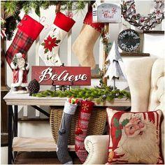 TOUTES les collections de décorations de Noël