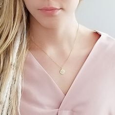 Gold Coin Necklace, Everyday Necklace, Gold Coins, Chokers, Trending Outfits, Chain, Unique Jewelry, Handmade Gifts, Silver
