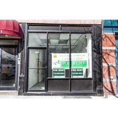 #brooklyn #newyork #storefront #forrent #found