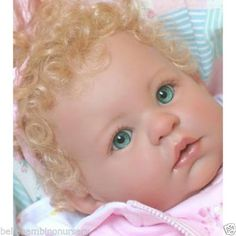 KeMpEr-SuSiE-SyNtHeTiC-MoHaiR-WiG-CaRrOt-ReD-16-17-REBORN-DOLL-SUPPLIES