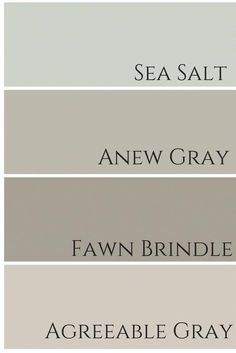 Is This The Most Popular Neutral? Agreeable Gray by Sherwin Williams is one of the most popular neutral colours out there just now for Interior Design and Decor. While I haven't had a project… Bedroom Paint Colors, Bedroom Color Schemes, Interior Paint Colors, Paint Colors For Living Room, Paint Colors For Home, Living Room Grey, Colour Schemes, House Colors, Gray Bedroom