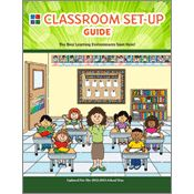 """Classroom Set-Up Guide"": Download Your Free Really Good Stuff e-Book!"