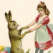 Free Vintage Easter Bunny Images Easter Bunny Images, Easter Pictures, Shabby, Old Book Art, Easter Parade, Easter 2020, Spring, Graphics Fairy, Easter Printables