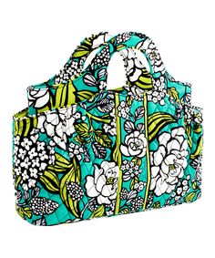 Look at this Island Blooms Abby Tote on #zulily today!