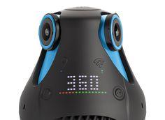 Giroptic - The world's first true 360° HD camera