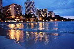 Waikiki Beach, United States