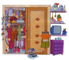Taranees garderobe