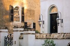 Entry South of Broad, Charleston, SC