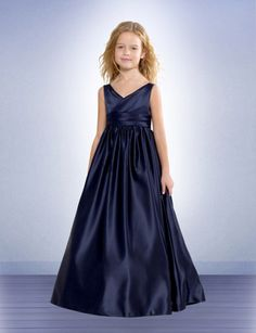 ellie    Flower Girl dress of style 52601 - Flower Girl And Junior Bridesmaids by Bill Levkoff