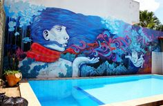 Mural by André Morbeck & Decy