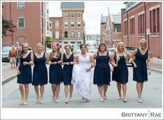 Portland Maine wedding www.BrittanyRaePhotography.com