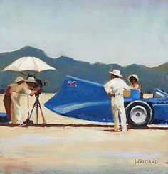 Bluebird - Jack Vettriano ~ RePinned by Federal Financial Group LLC #FederalFinancialGroupLLC #FFG ffg2.com #throwbackthursday