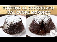 Tortino al cioccolato dal cuore morbido | Ho Voglia di Dolce
