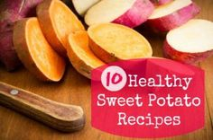 Attention, sweet potato lovers! Here are 10 tasty recipes starring your favorite orange veggie.