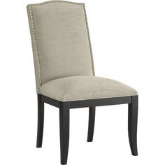 Colette Side Chair in Dining Chairs | Crate and Barrel $500
