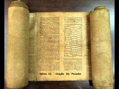 Salmo 51 -  Oração do pecador  -  A Biblia Narrada por Cid Moreira