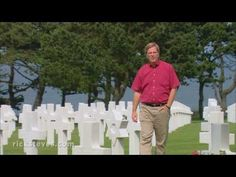 Normandy, France: Remembering D-Day - YouTube.  A short video with lots of modern day footage.