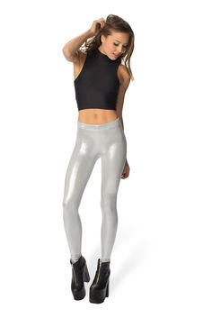 Starlight Leggings - LIMITED (WW $70AUD / US $56USD) by Black Milk Clothing