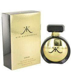 Kim Kardashian Gold By Kim Kardashian Eau De Parfum Spray 3.4 Oz