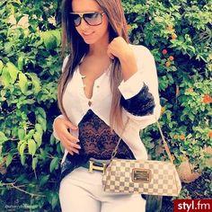 stylish, fashionable street style