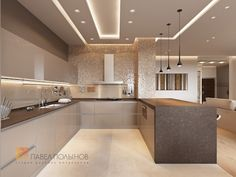 Contemporary style kitchen designs are among the methods to go. You do not require a complicated kitchen so it will be stick out, just some unique designs that can make your kitchen area the envy of the neighbors. Luxury Kitchen Design, Kitchen Room Design, Luxury Kitchens, Home Decor Kitchen, Rustic Kitchen, Interior Design Kitchen, Kitchen Ideas, Kitchen Modular, Cuisines Design