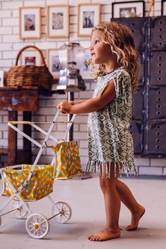 Discover the best looks and trends for the little fashionistas.