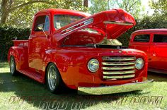 Ford F1 Truck Show | HOT_ROD_REVIEW :: TRUCKS :: 1948_FORD_F1_4341...Brought to you by #houseofinsurance in #EugeneOregon