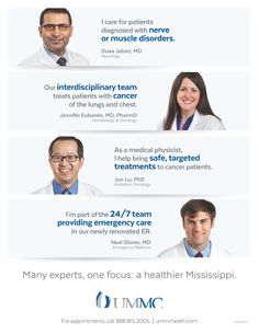 University of Mississippi Medical Center - New Physician Print Ad (March 2016)