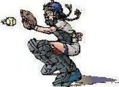 Softball Catcher drills