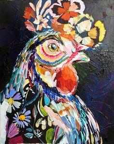 Fellow, Art Chickens, Fellow Starla, Art Birds, Art Ed Birds, Art ...