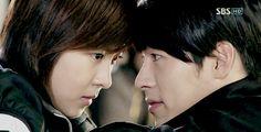 """""""Señorita Gil Ra Im ¿Desde qué edad te volviste tan bonita?. ¿El año pasado?"""" - Kim Joo Won (Secret Garden, Episodio 3)"""