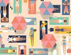 """Popatrz+na+ten+projekt+w+@Behance:+""""Summertime""""+https://www.behance.net/gallery/24118509/Summertime"""