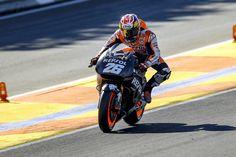 """MotoGP - Dani Pedrosa: """"Bons pneus é meio caminho para uma boa época"""""""