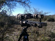 POMS Camera system employed during anti poaching operations.