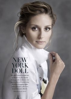 Harper's Bazaar - Olivia Palermo