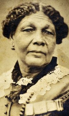 MARY SEACOLE, OPENED A BRITISH HOTEL TO HELP SICK AND WOUNDED OFFICERS OF THE CRIMEAN WAR