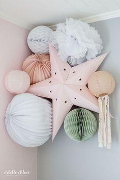 Baby room pastel deco 63 ideas for 2019 Baby Decor, Kids Decor, Nursery Decor, Bedroom Decor, Baby Bedroom, Girls Bedroom, Room Baby, Boho Deco, Baby Room Colors