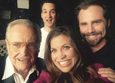 Required Viewing: This Boy Meets World Reunion Selfie Will Make Your Day  #InStyle