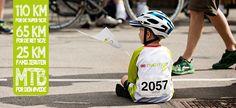 TRÆDTIL cykelløb