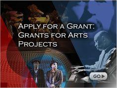 NEA Art Works http://www.nea.gov/grants/apply/GAP14/MediaAW.html