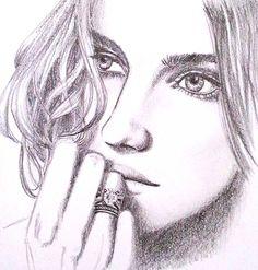 Pencil sketch 221013@Novianny Widya