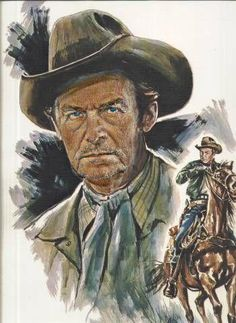 1973 Jimmy Stewart print from John Ford Cowboy Kings Collection. Western Photo, Western Film, Western Movies, Western Art, Western Cowboy, Iconic Movies, Classic Movies, Hollywood Stars, Classic Hollywood