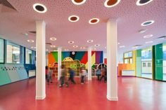 The best school design